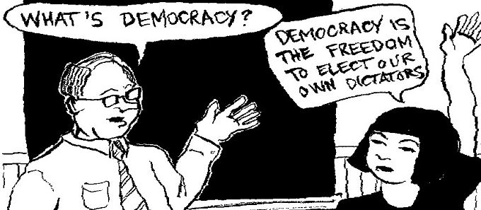 dictators in democracy