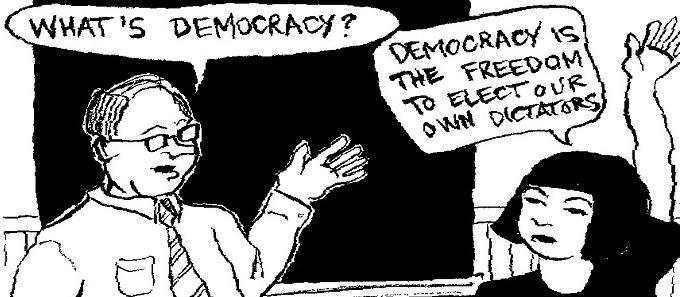 dictators in democracy