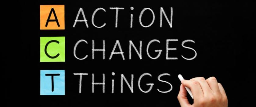 best quotes on taking action